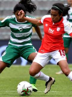 Liga Águila femenina