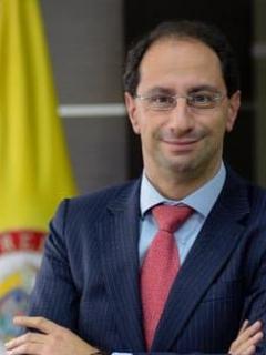 Jose Manuel Restrepo (ministro de Comercio)