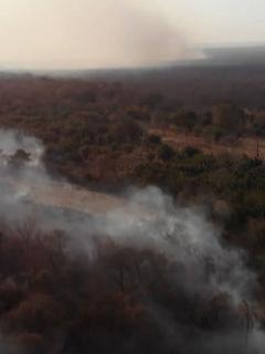 Desmienten otro 'fake news' viralizado: que llovió torrencialmente en el Amazonas