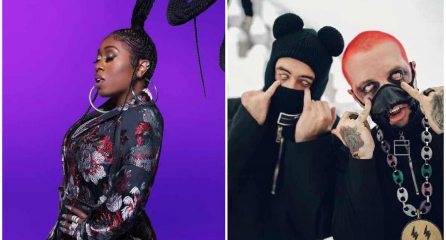 Missy Elliott / Bad Bunny y J Balvin
