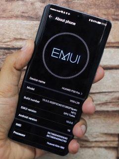 ¡Como nueva! Así será la 'app' de la cámara de Huawei con la actualización de EMUI 10