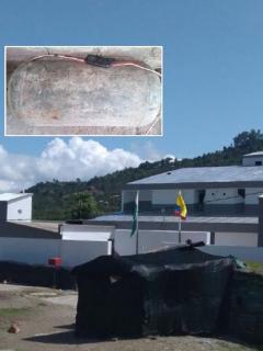 Cilindro bomba cerca de colegio obligó a evacuación de casi 1.000 niños