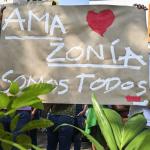 Manifestación ambientalistas