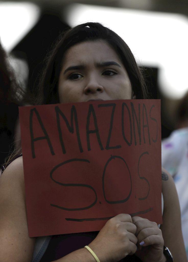 Protesta en Cali