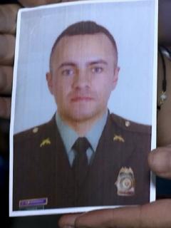 Confirman que cuerpo hallado en Chapinero era policía desaparecido al salir a jugar fútbol