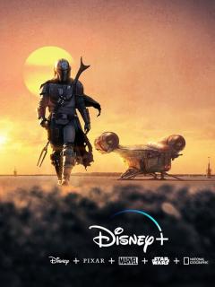 Disney Mandalorian