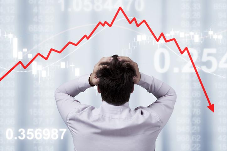 Caída en mercados internacionales