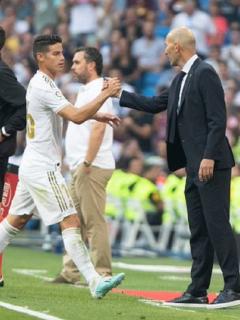El Bernabéu, el madridismo y las redes se rinden ante la zurda y el talento de James