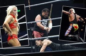 WWE en Bogotá