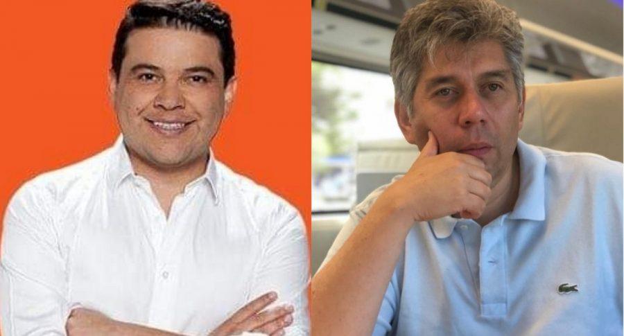 Nicolás García - Daniel Coronell
