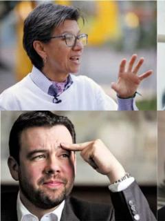 """¿Por qué en sondeos por Alcaldía de Bogotá ganan los más cercanos al """"impopular"""" Peñalosa?"""