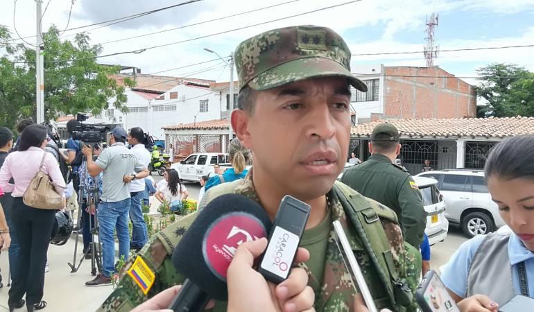 General Mauricio Moreno