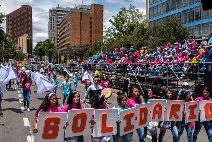 Caminata por la Solidaridad 2018