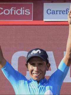 Nairo y 'Rigo' suben en la general; así quedó la clasificación de la Vuelta a España