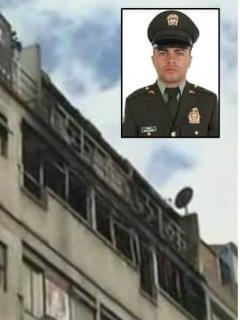 ¿Querían ocultar pruebas? Investigan incendio en lugar donde habrían torturado a policía