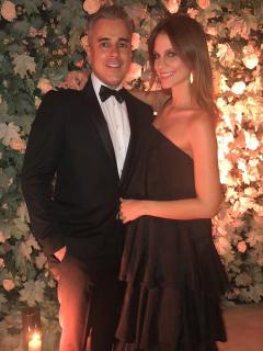 A sus 51 años, Jorge Enrique Abello será padre por tercera vez