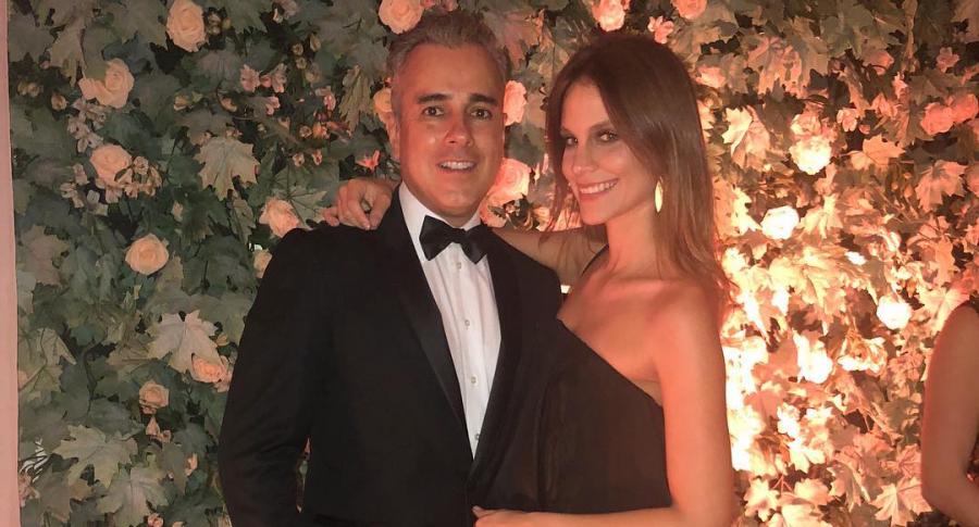 Jorge Enrique Abello y Marisabel Gutiérrez