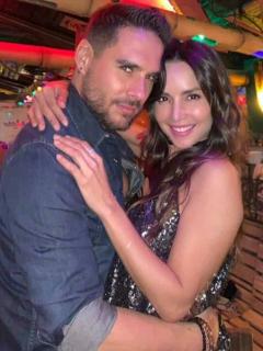 Por fin hay fecha y lugar para boda de Carmen Villalobos y Sebastián Caicedo