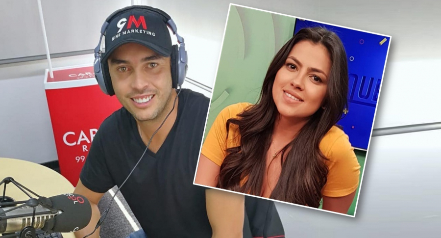 JJulián Téllez y Sheyla García