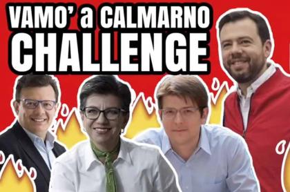 Candidatos a alcaldía de Bogotá