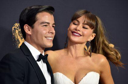 Manolo Gonzalez Vergara y Sofía Vergara