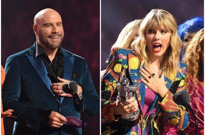 John Travolta / Taylor Swift