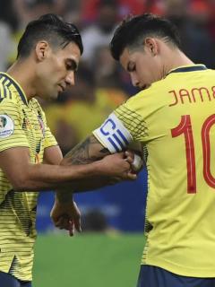 James, Falcao y Camilo Vargas, novedades en sorpresiva preconvocatoria de la Selección
