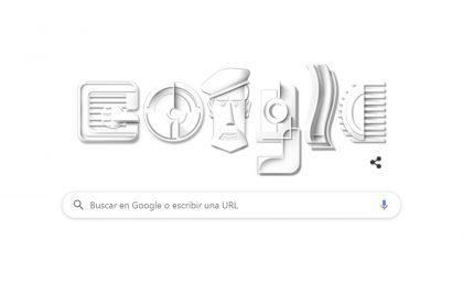 Doodle Google Eduardo Ramírez Villamizar