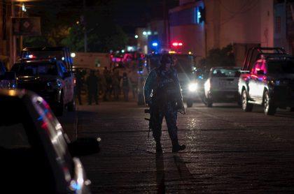 Policía de Veracruz, México