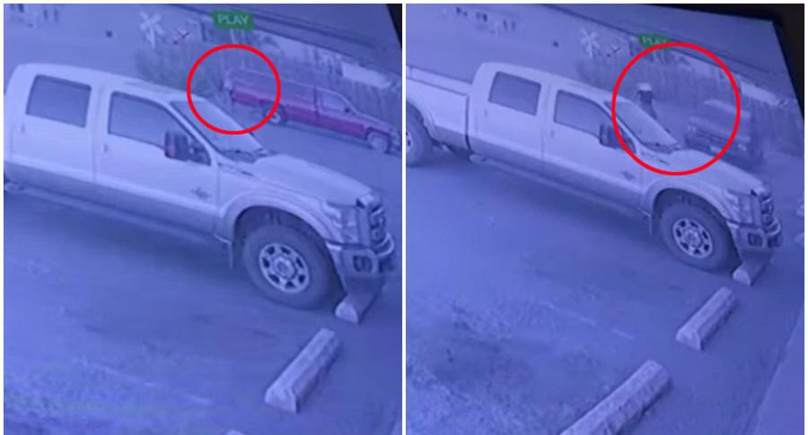 A ladrón le roban el carro.