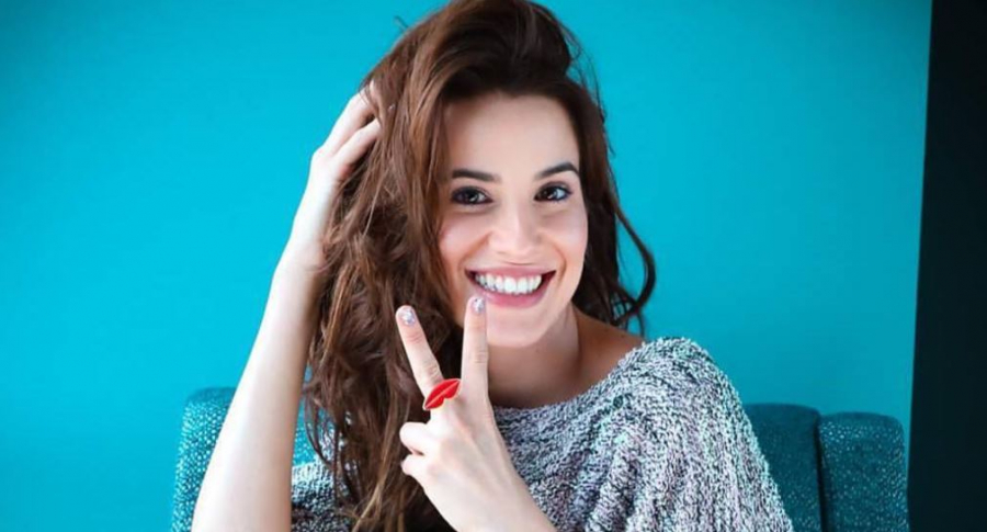 Laura Londoño, actriz.
