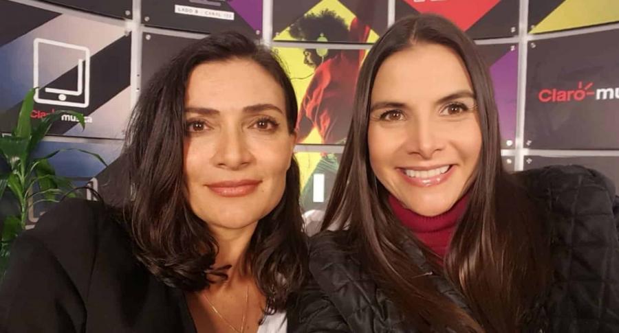 Ana María Orozco y Natalia Ramirez