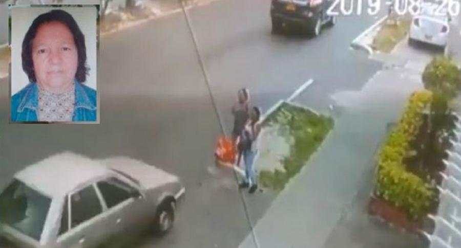 Accidente en Armenia