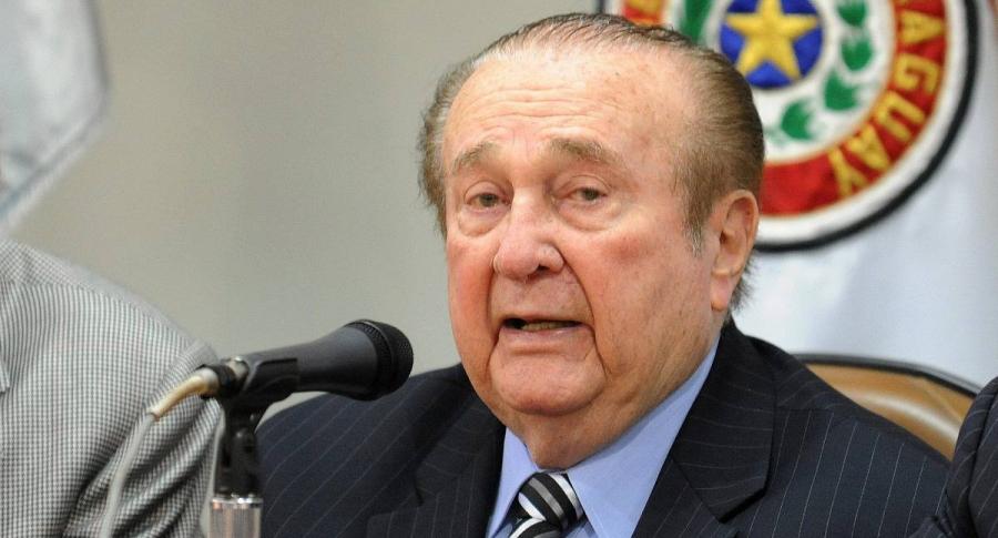 Nicolás Léoz