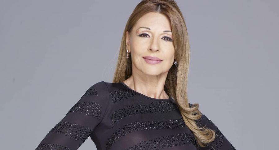 Amparo Grisales, actriz.