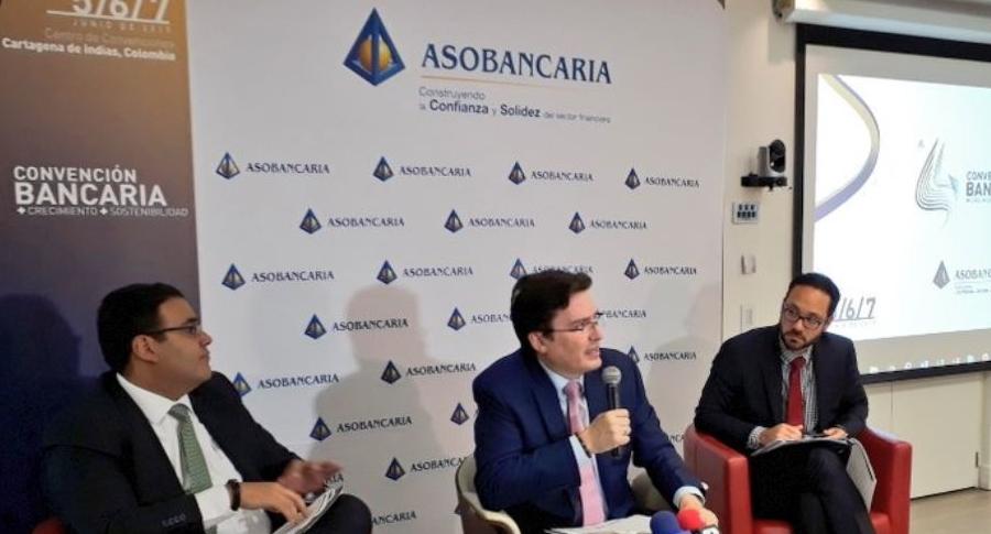 Santiago Castro (presidente Asobancaria)