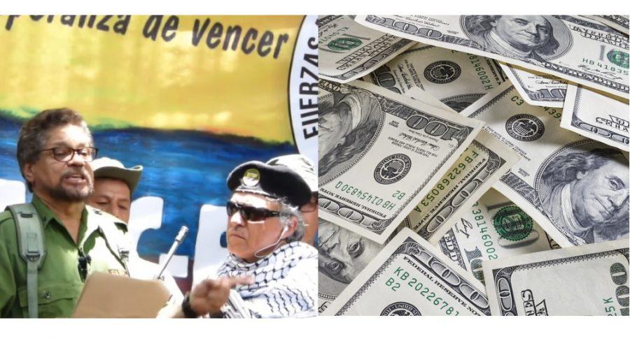 'Marquez'-'Santrich'-Dólar