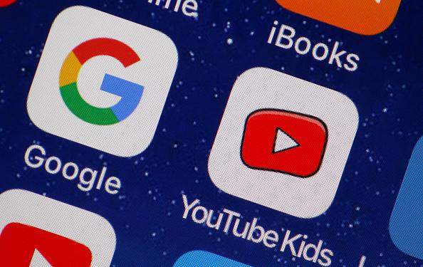 Aplicación de YouTube Kids
