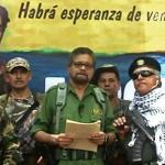 'Iván Márquez' anunciando rearme