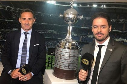 Diego Latorre y Mariano Closs
