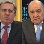 Álvaro Uribe y Yamid Amat