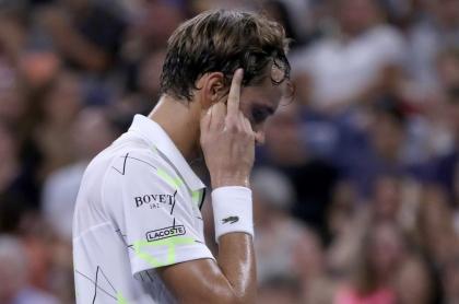 Daniil Medvedev US Open 2019