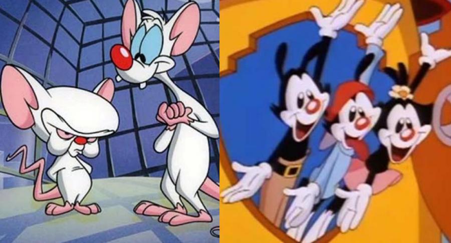 Pinky y Cerebro-Animaniacs