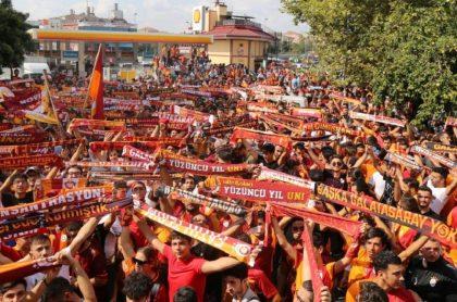 Hinchas Galatasaray