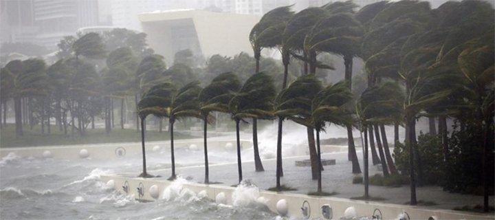 Huracán Dorian Bahamas