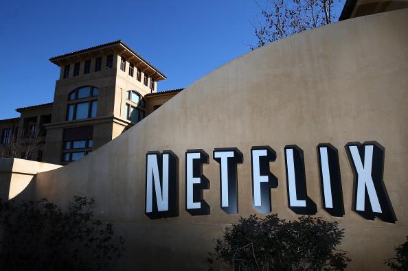 Edificio de Netflix