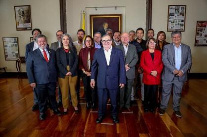 Réplica de la oposición al presidente Iván Duque septiembre 2 de 2019