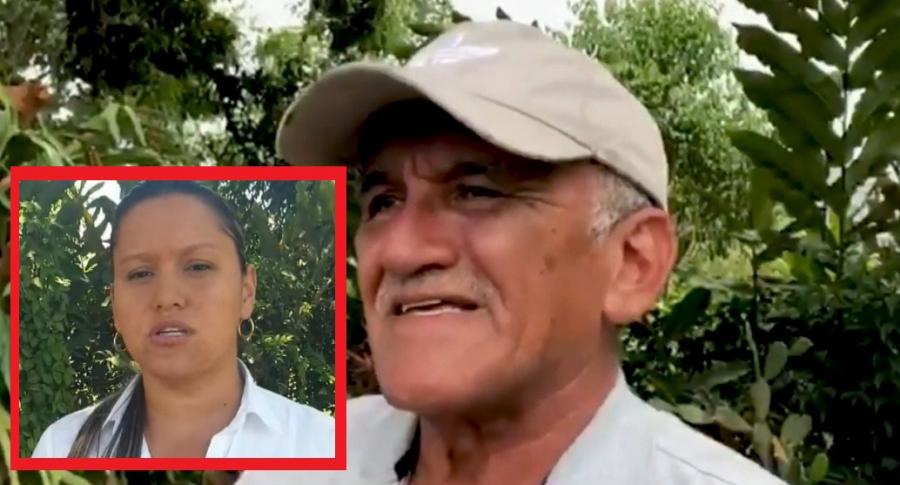 Orlando García, papá de Karina García Sierra