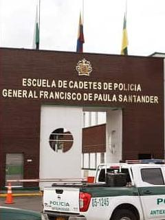 Álvaro José Mateus Vargas y Escuela General Santander