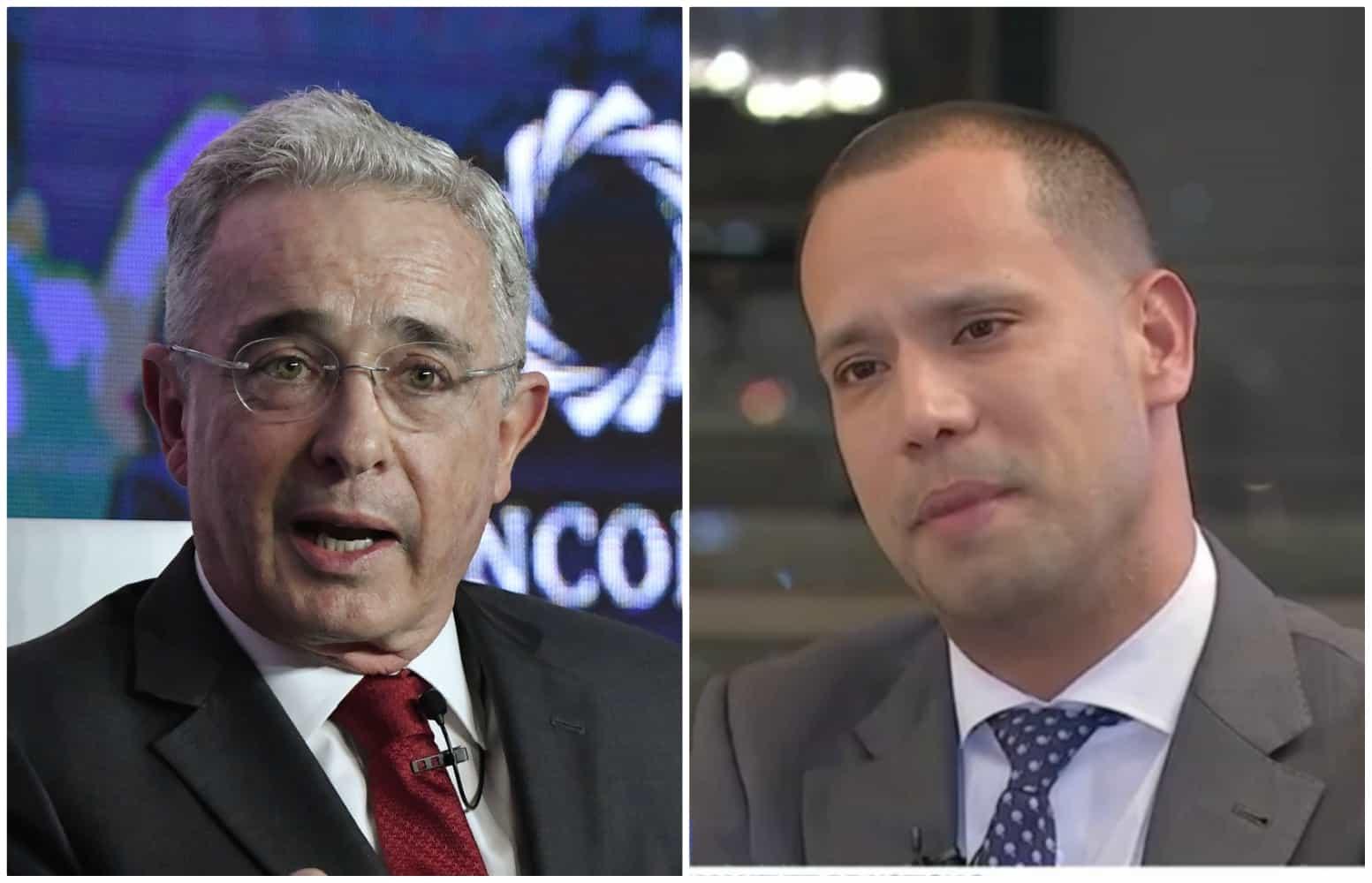 Diego Cadena, abogado de Álvaro Uribe, salió del país